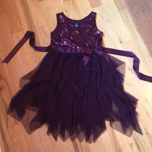 Girls Zunie Formal Dress
